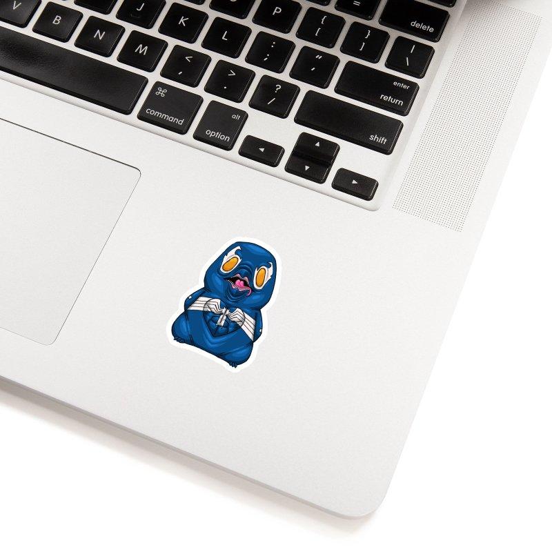 Venom birdy Accessories Sticker by Fedz