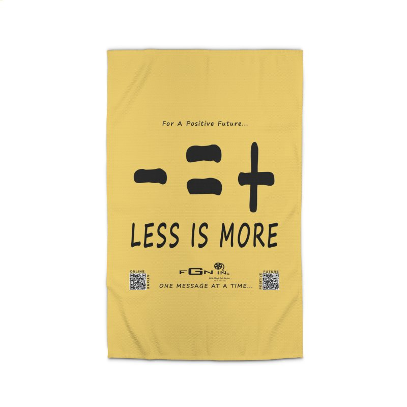 695 - Less Is More Home Rug by FGN Inc. Online Shop