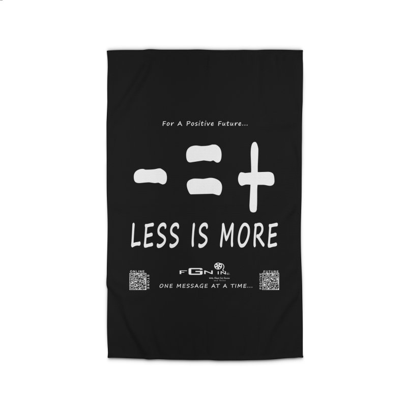 695A - Less Is More Home Rug by FGN Inc. Online Shop