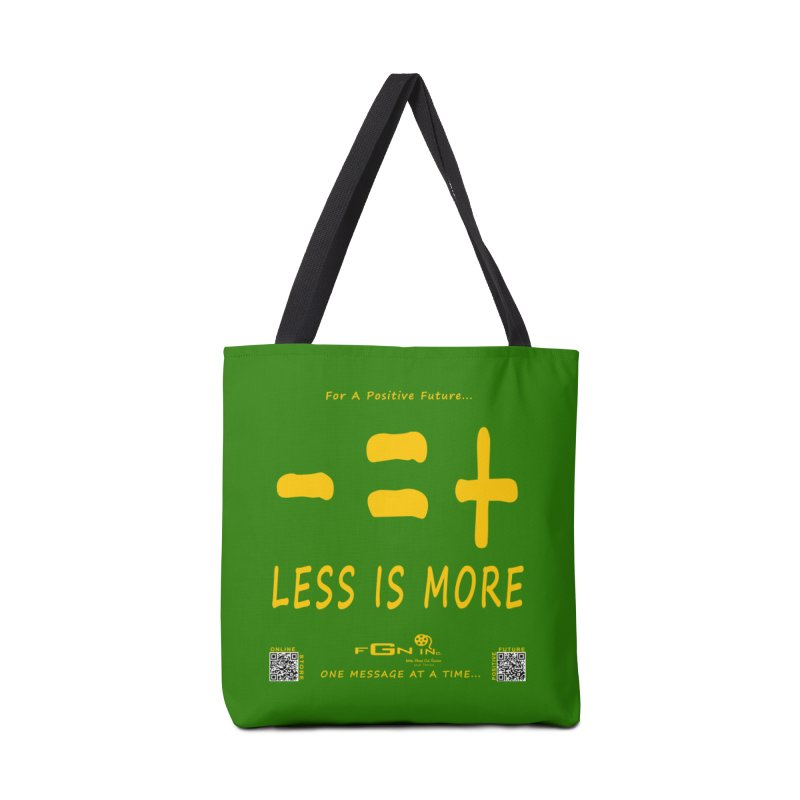 695B - Less Is More Accessories Bag by FGN Inc. Online Shop