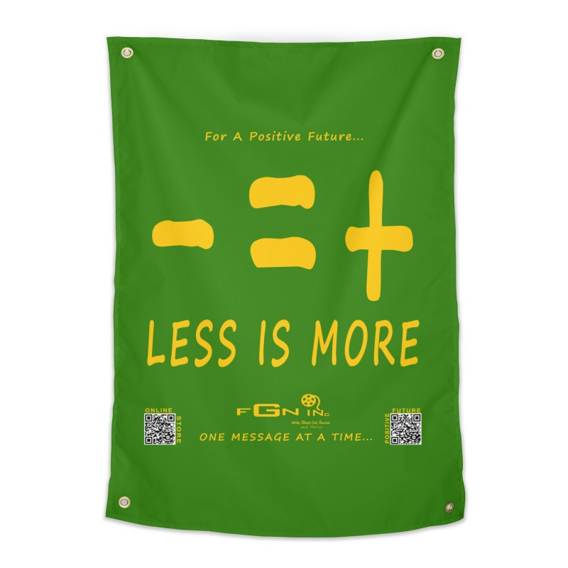 695B - Less Is More Home Tapestry by FGN Inc. Online Shop
