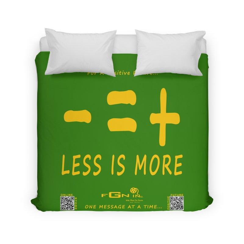 695B - Less Is More Home Duvet by FGN Inc. Online Shop