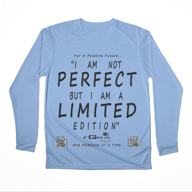 696 - I Am a Limited Edition Men's Longsleeve T-Shirt by FGN Inc. Online Shop