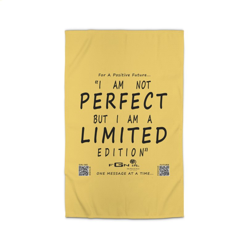 696 - I Am a Limited Edition Home Rug by FGN Inc. Online Shop