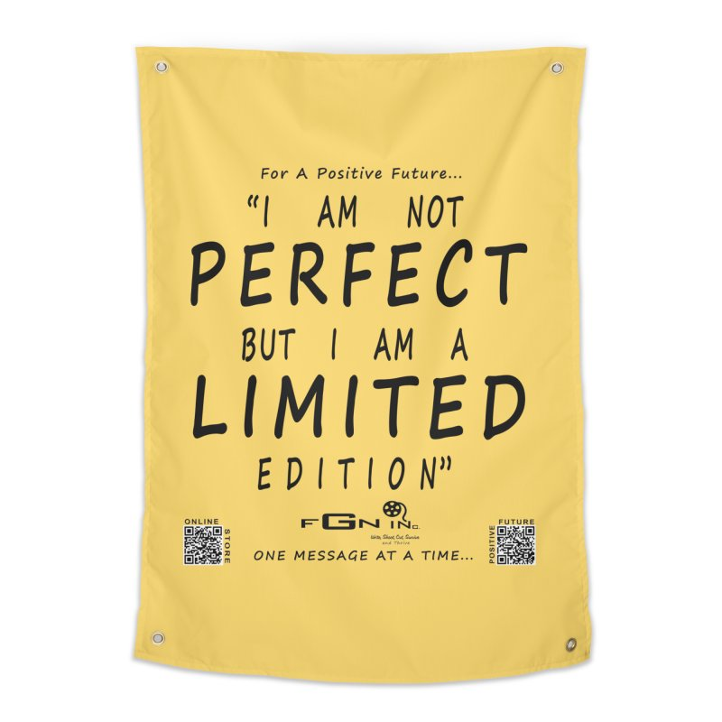 696 - I Am a Limited Edition Home Tapestry by FGN Inc. Online Shop