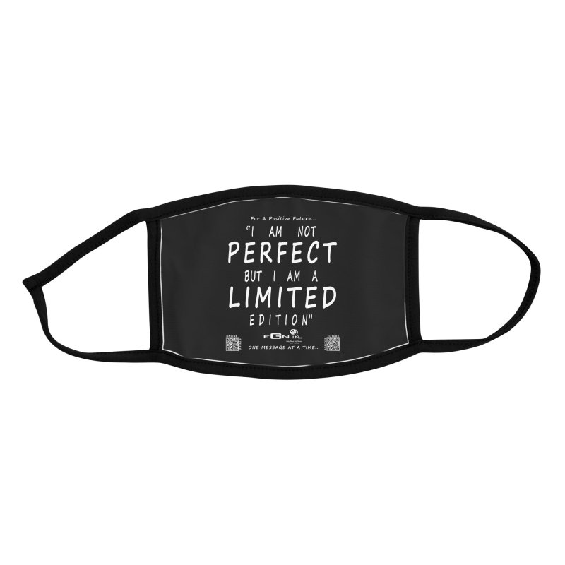 696A - I Am a Limited Edition Accessories Face Mask by FGN Inc. Online Shop
