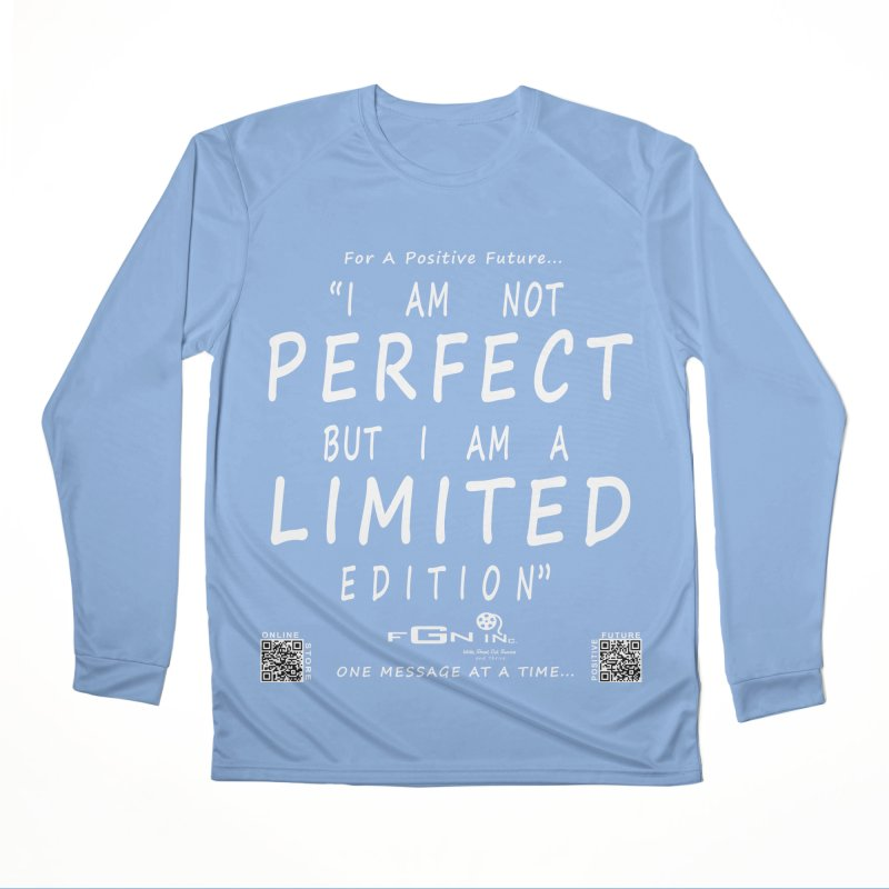 696A - I Am a Limited Edition Men's Longsleeve T-Shirt by FGN Inc. Online Shop
