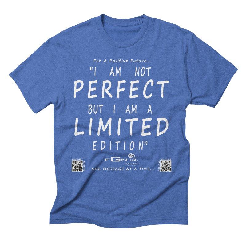 696A - I Am a Limited Edition Men's T-Shirt by FGN Inc. Online Shop