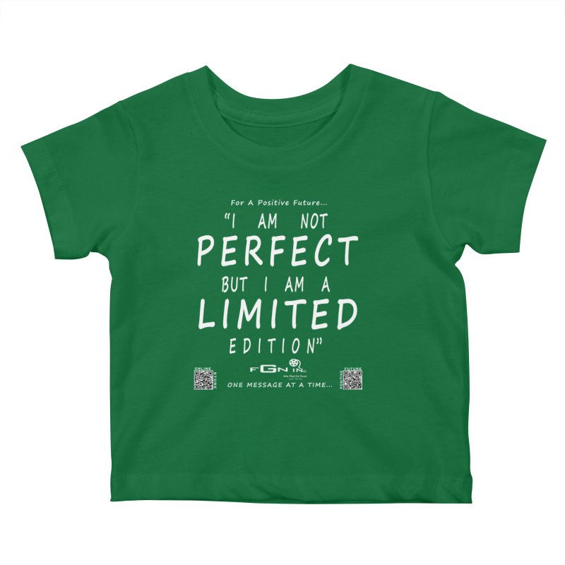 696A - I Am a Limited Edition Kids Baby T-Shirt by FGN Inc. Online Shop