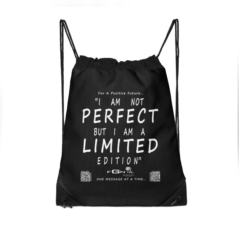 696A - I Am a Limited Edition Accessories Bag by FGN Inc. Online Shop