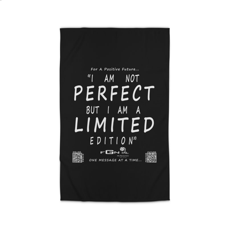 696A - I Am a Limited Edition Home Rug by FGN Inc. Online Shop