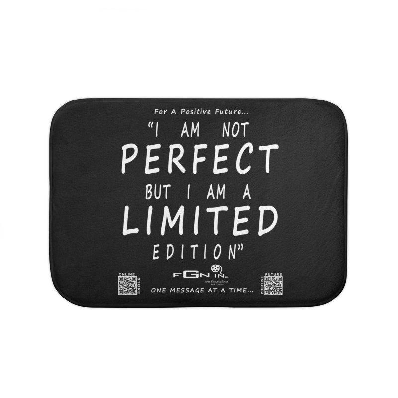 696A - I Am a Limited Edition Home Bath Mat by FGN Inc. Online Shop