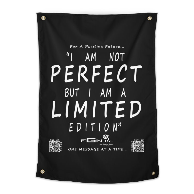 696A - I Am a Limited Edition Home Tapestry by FGN Inc. Online Shop