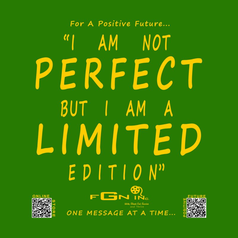 696B - I Am a Limited Edition Home Stretched Canvas by FGN Inc. Online Shop