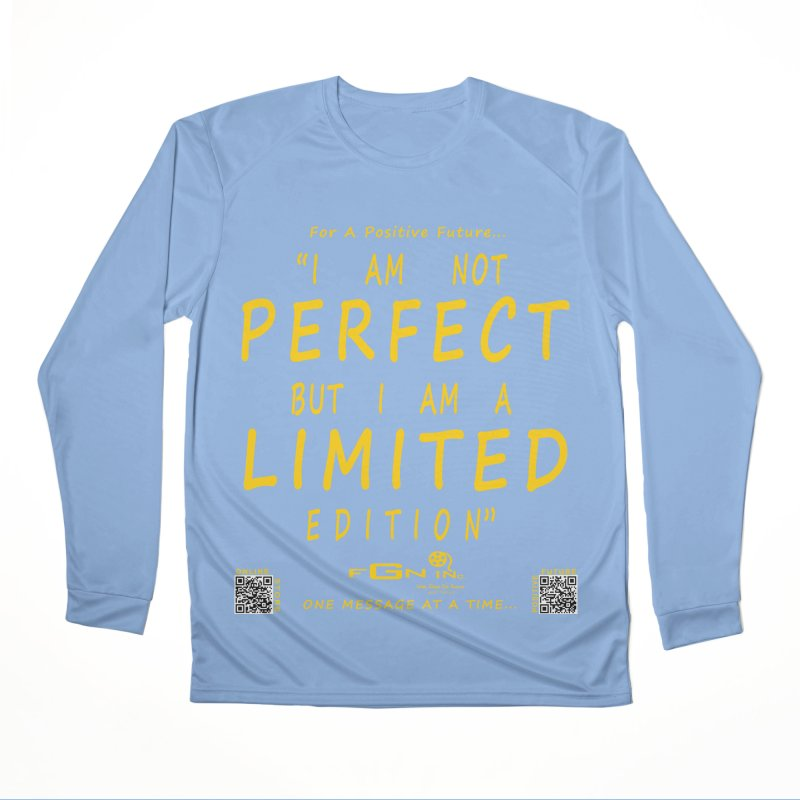 696B - I Am a Limited Edition Men's Longsleeve T-Shirt by FGN Inc. Online Shop