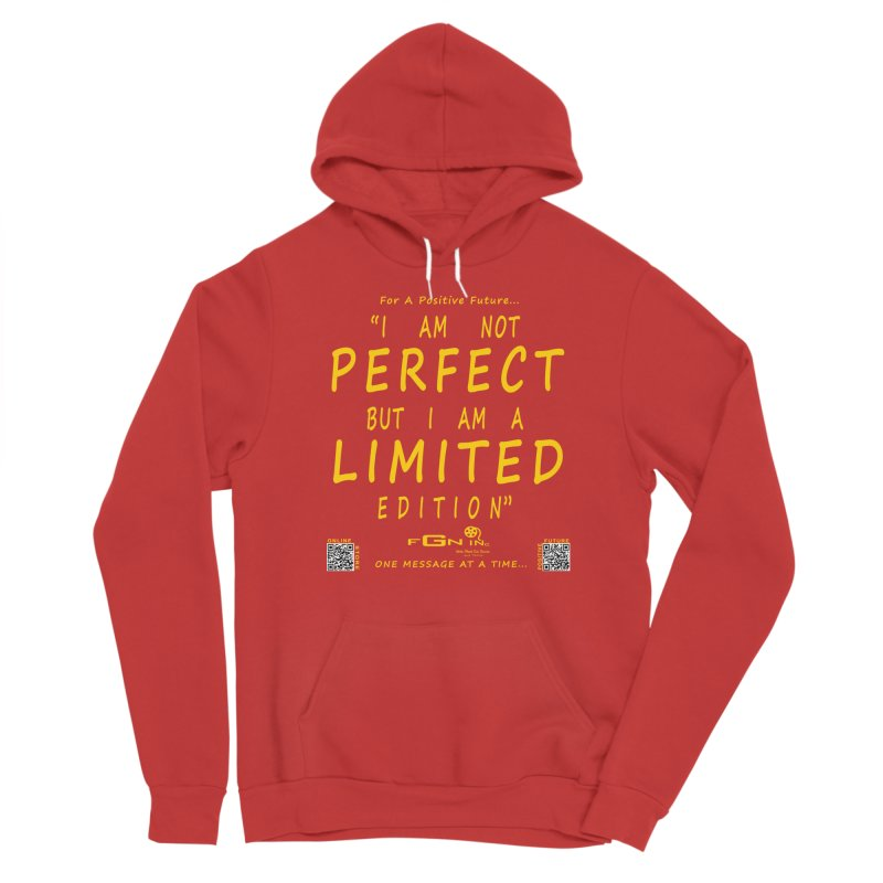696B - I Am a Limited Edition Men's Pullover Hoody by FGN Inc. Online Shop