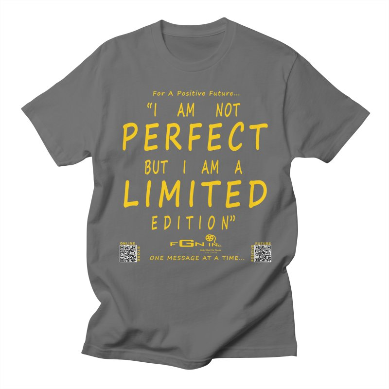 696B - I Am a Limited Edition Men's T-Shirt by FGN Inc. Online Shop