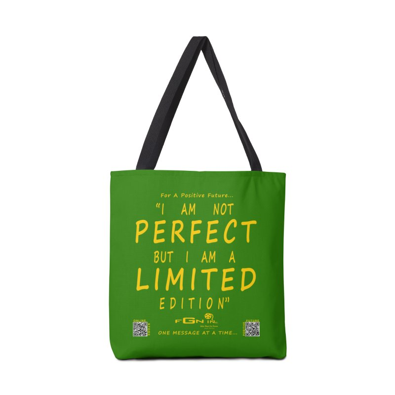 696B - I Am a Limited Edition Accessories Bag by FGN Inc. Online Shop