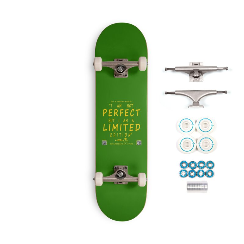 696B - I Am a Limited Edition Accessories Skateboard by FGN Inc. Online Shop