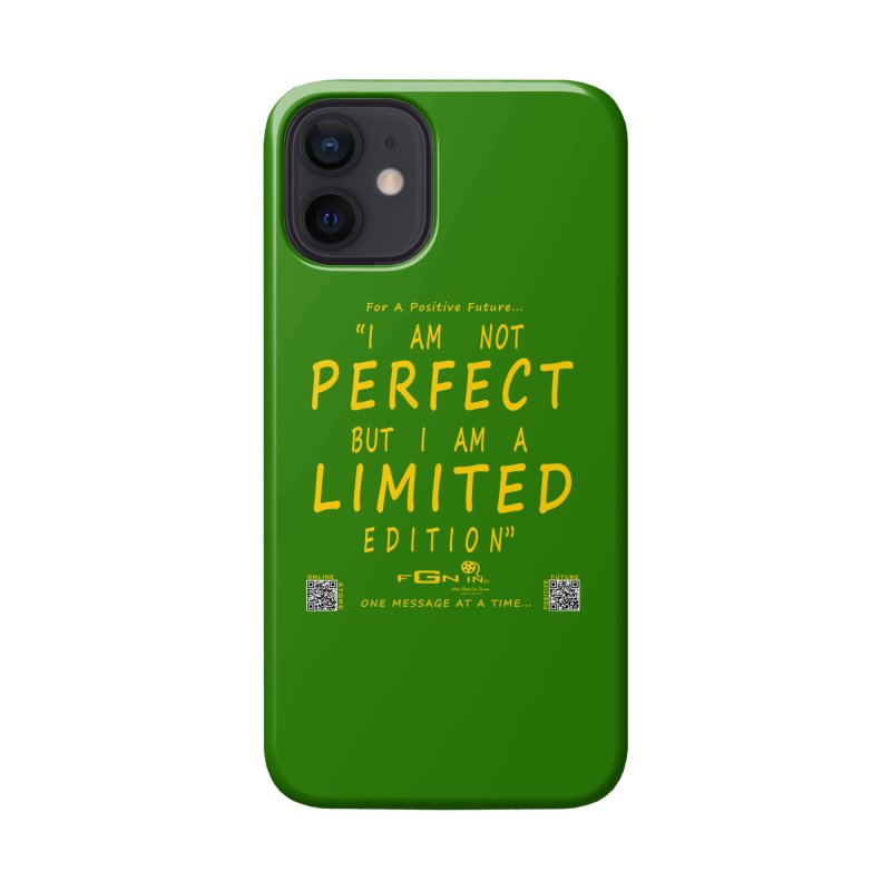 696B - I Am a Limited Edition Accessories Phone Case by FGN Inc. Online Shop