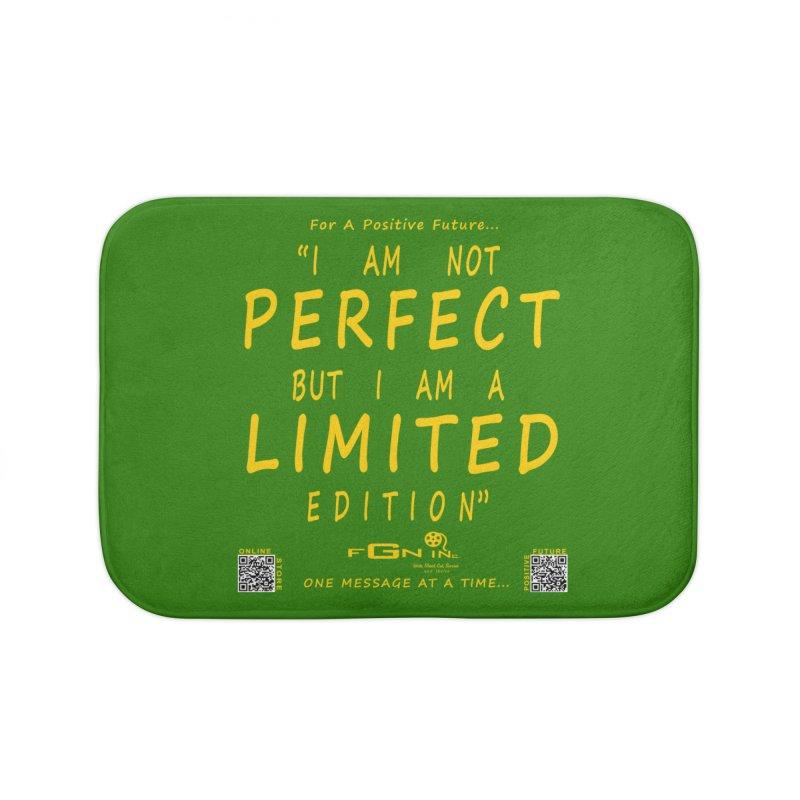 696B - I Am a Limited Edition Home Bath Mat by FGN Inc. Online Shop