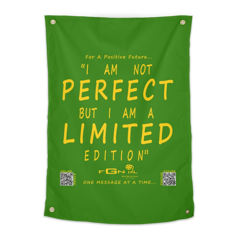 696B - I Am a Limited Edition Home Tapestry by FGN Inc. Online Shop