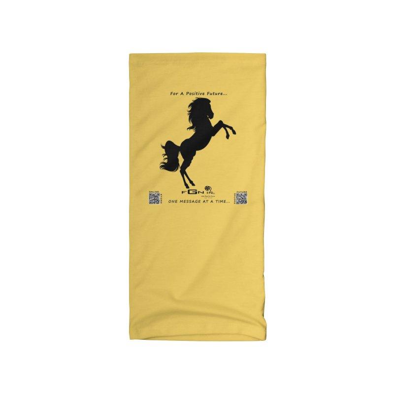 697 - Majestic Stallion Accessories Neck Gaiter by FGN Inc. Online Shop