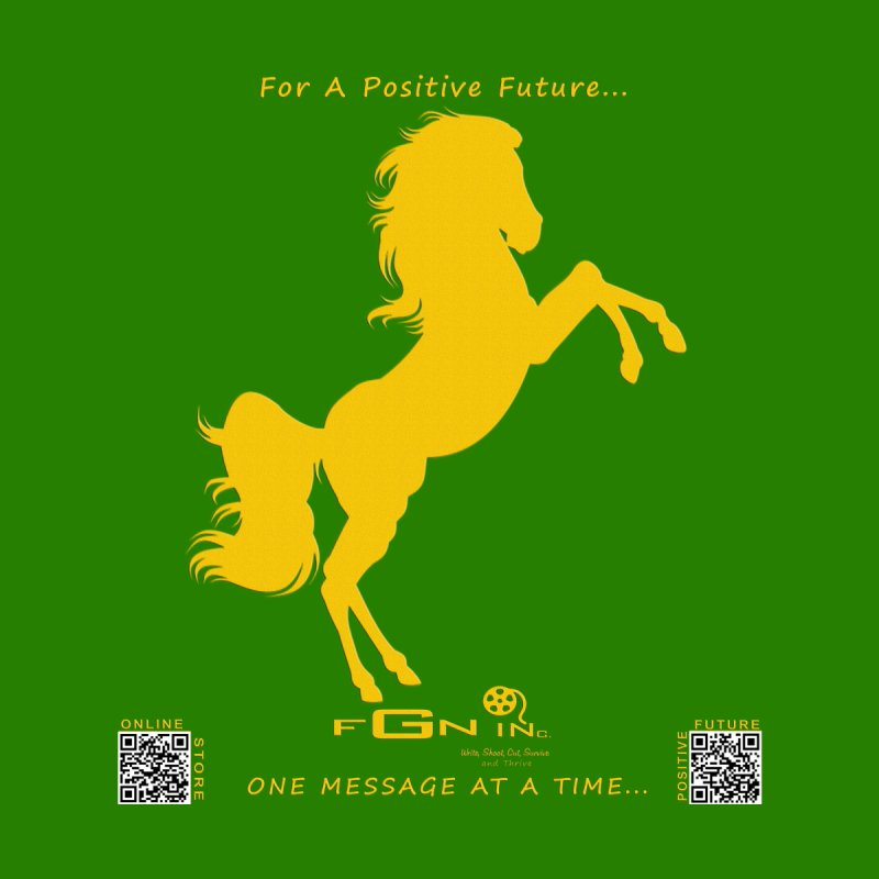 697B - Majestic Stallion Women's Tank by FGN Inc. Online Shop