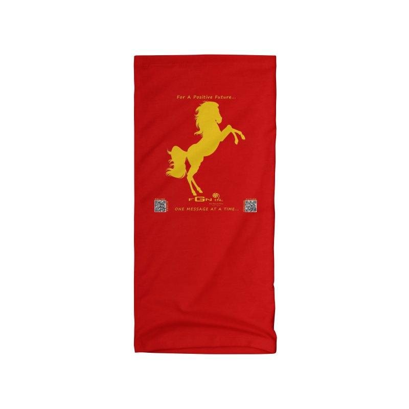 697C - Majestic Stallion Accessories Neck Gaiter by FGN Inc. Online Shop
