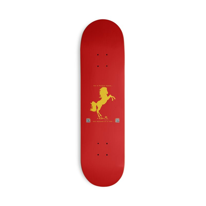 697C - Majestic Stallion Accessories Skateboard by FGN Inc. Online Shop