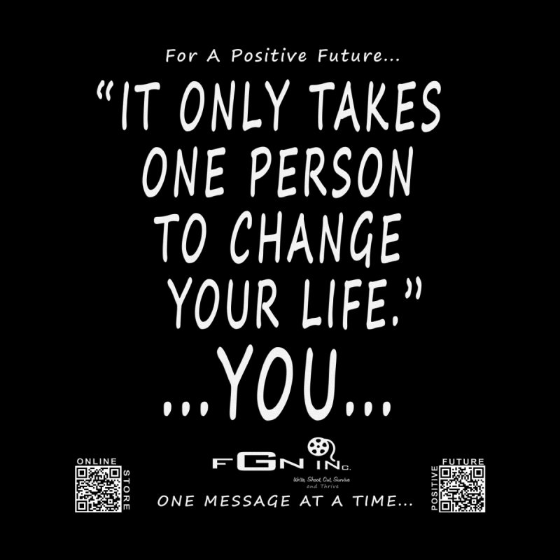 649A - One Person To Change Your Life   by FGN Inc. Online Shop