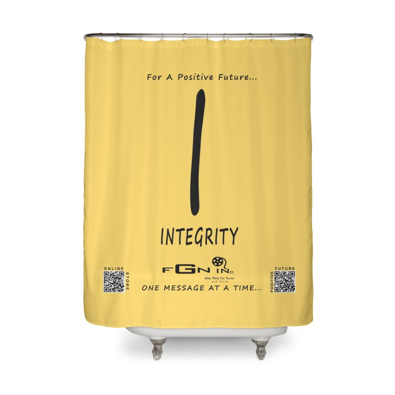 652 - I For Integrity   by FGN Inc. Online Shop