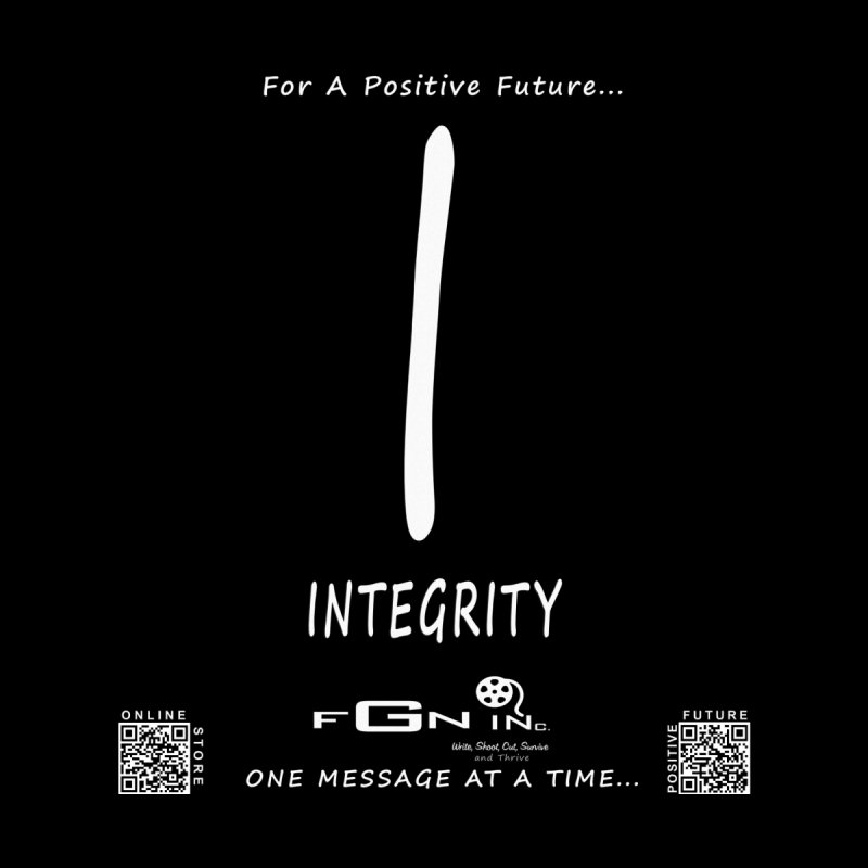 652A - I For Integrity None  by FGN Inc. Online Shop
