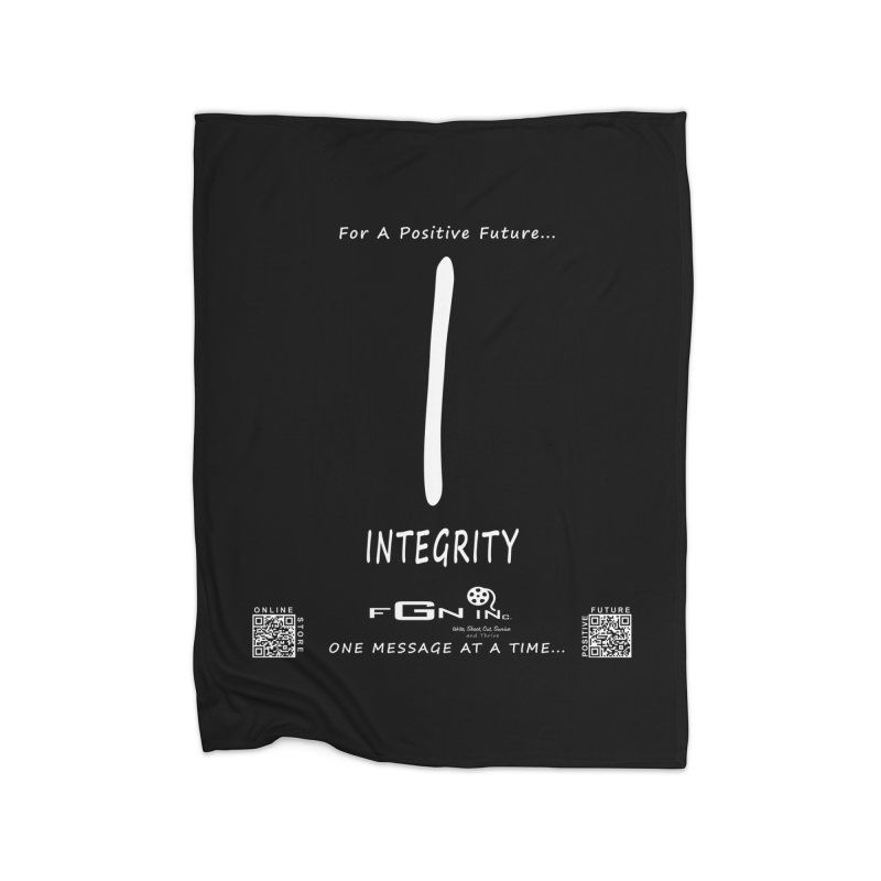 652A - I For Integrity   by FGN Inc. Online Shop