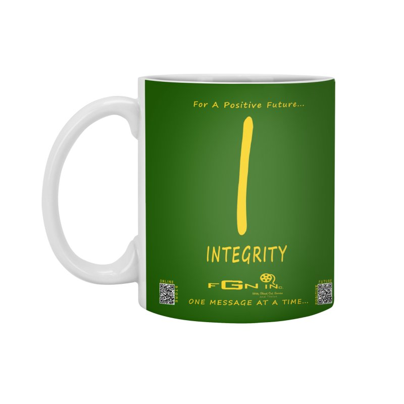 652B - I For Integrity Accessories Mug by FGN Inc. Online Shop