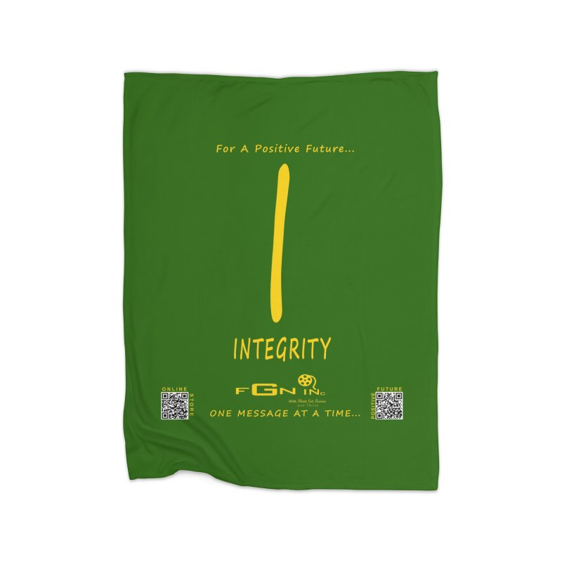 652B - I For Integrity Home Blanket by FGN Inc. Online Shop