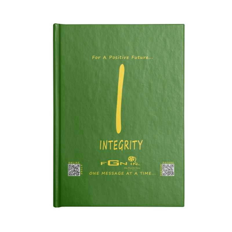 652B - I For Integrity Accessories Notebook by FGN Inc. Online Shop