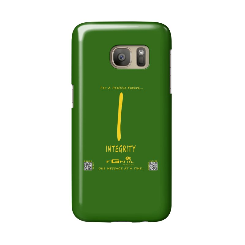 652B - I For Integrity Accessories Phone Case by FGN Inc. Online Shop