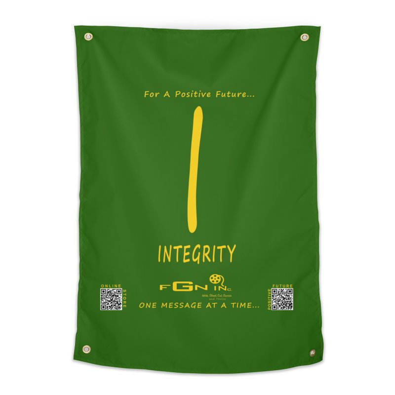 652B - I For Integrity Home Tapestry by FGN Inc. Online Shop