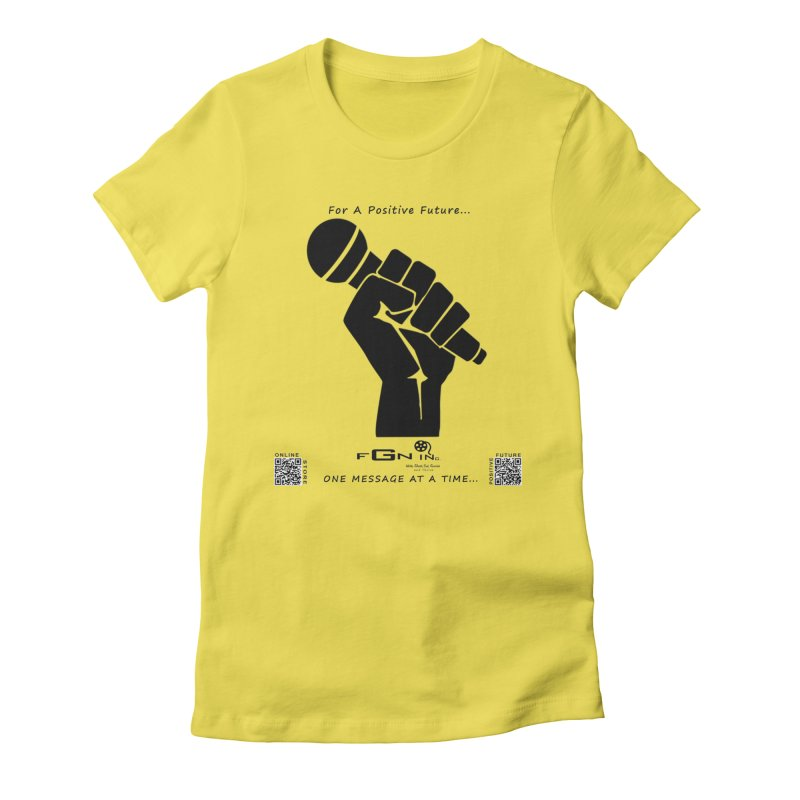 653 - Your Voice Matters   by FGN Inc. Online Shop