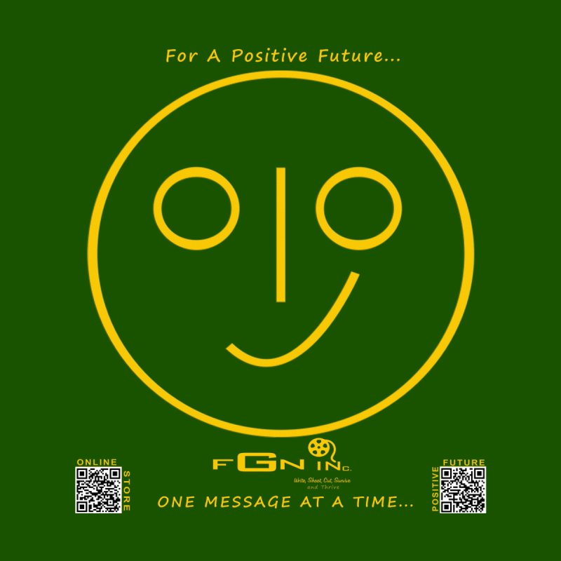 657B - Smile For A Positive Future   by FGN Inc. Online Shop