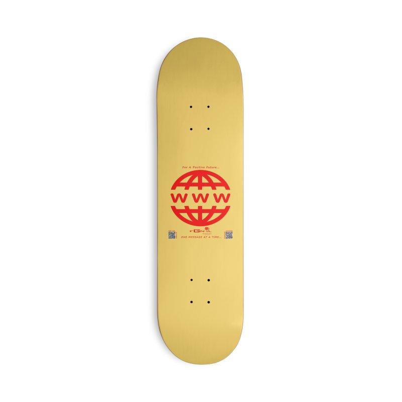709C - World Wide Web Accessories Skateboard by FGN Inc. Online Shop