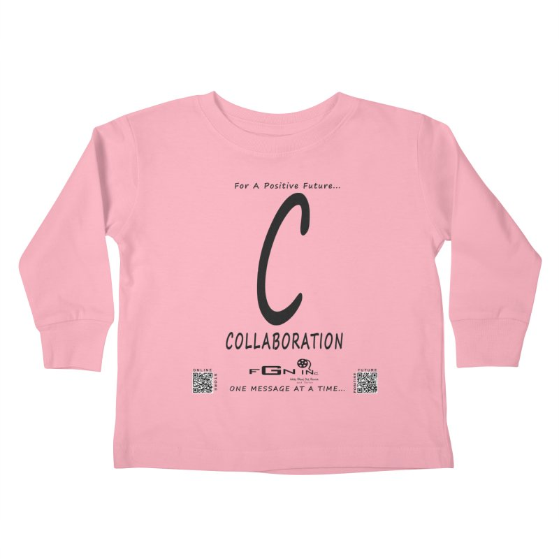 659 - C For Collaboration   by FGN Inc. Online Shop