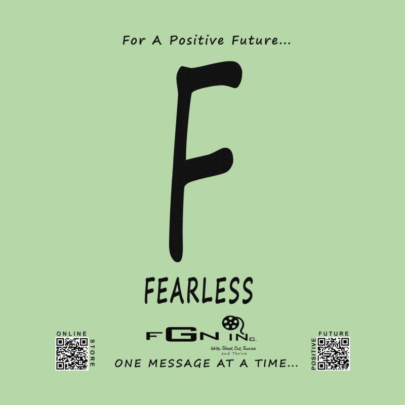 666 - F For FEARLESS by FGN Inc. Online Shop