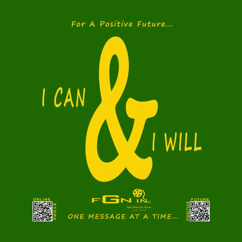 668B - I Can and I Will by FGN Inc. Online Shop