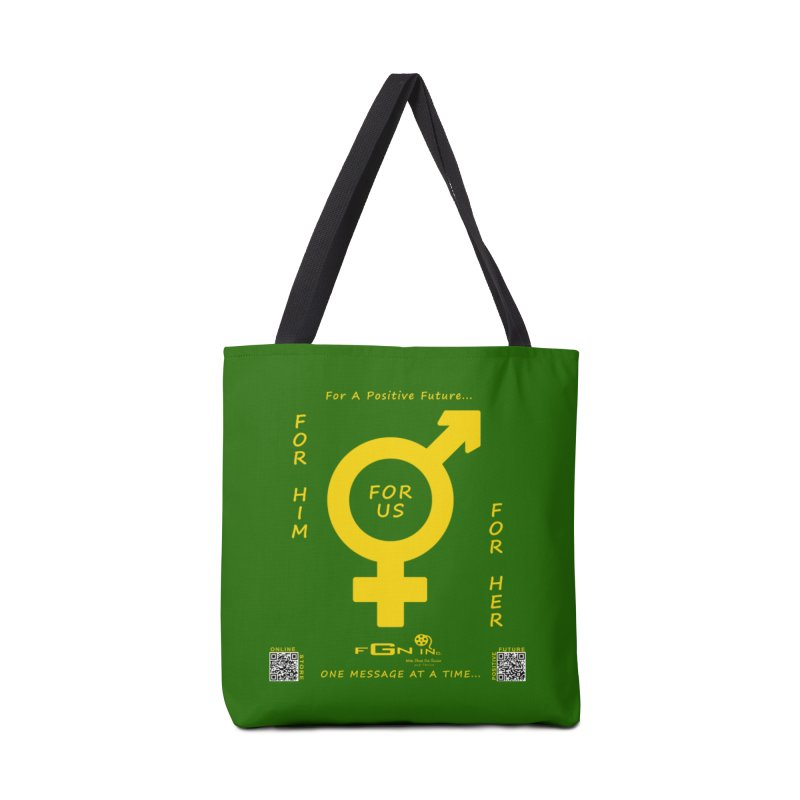 669B - For Her - For Him - For Us Accessories Bag by FGN Inc. Online Shop