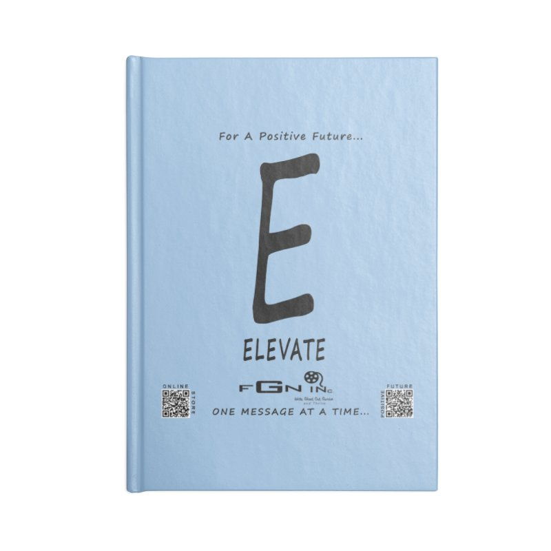 670 - E For Elevate Accessories Notebook by FGN Inc. Online Shop