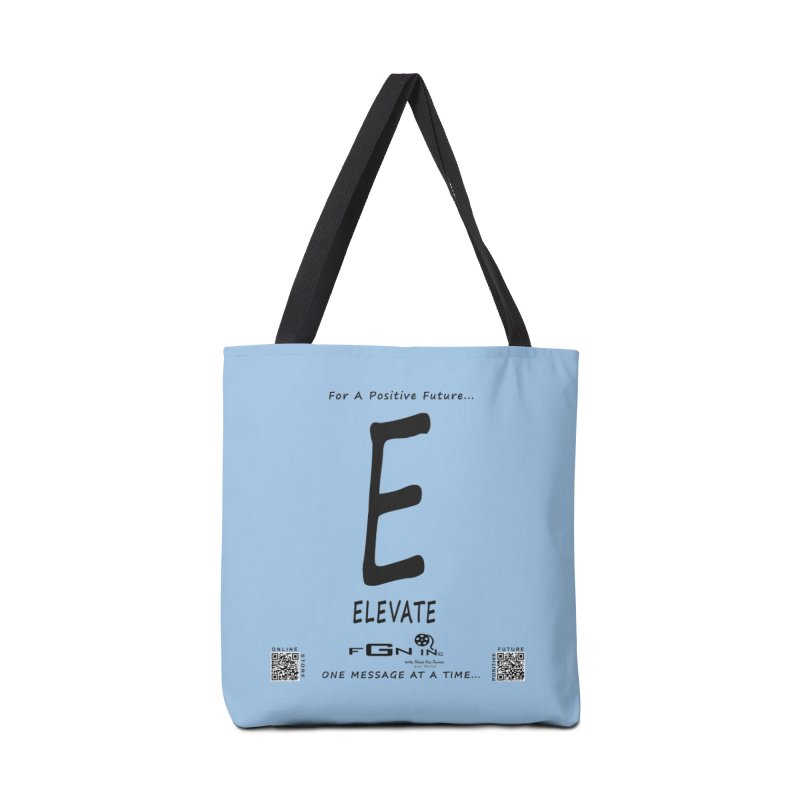 670 - E For Elevate Accessories Bag by FGN Inc. Online Shop