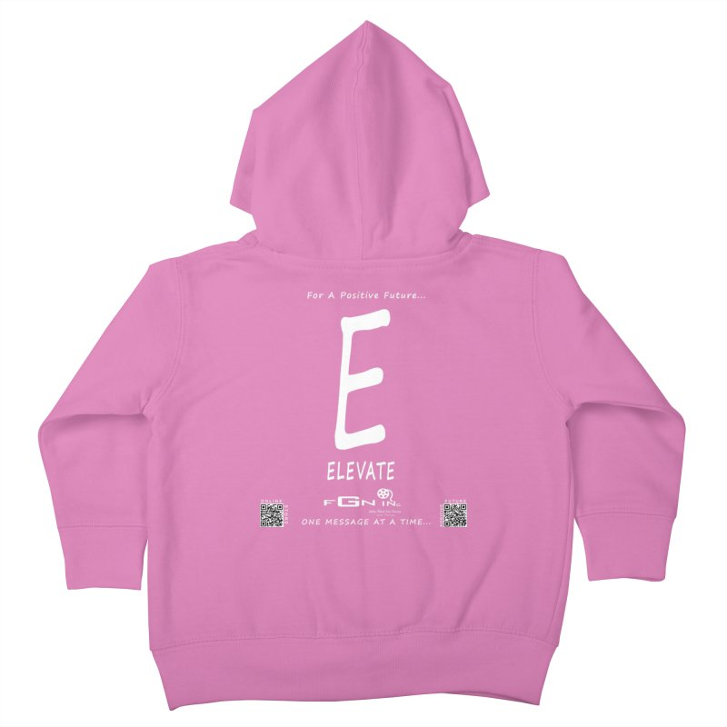 670A - E For Elevate Kids Toddler Zip-Up Hoody by FGN Inc. Online Shop