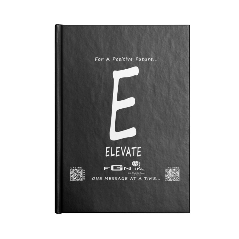 670A - E For Elevate Accessories Notebook by FGN Inc. Online Shop